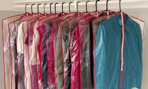 Housses de protection pour les vêtements