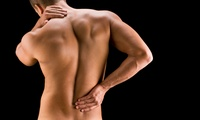 Back Pain Analysis with Scans and Two Individual Treatments at Shield Clinic (85% Off)