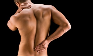 Shield Clinic: Back Pain Analysis with Scans and Two Individual Treatments at Shield Clinic (85% Off)