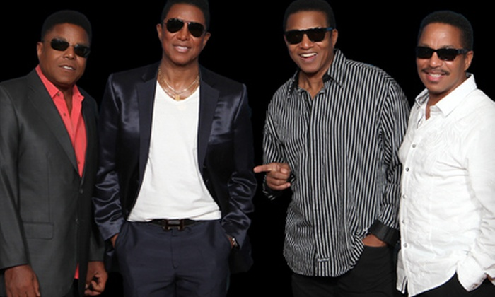 The Jacksons Unity Tour 2013 - State Theatre: The Jacksons Unity Tour 2013 at State Theatre on July 25 at 8 p.m. (Up to 42% Off)