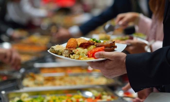 Le Bouzou - castelnau-le-lez: Buffet à volonté avec entrée, plat et  accompagnement et dessert pour 2 personnes à 39 € au restaurant Le Bouzou