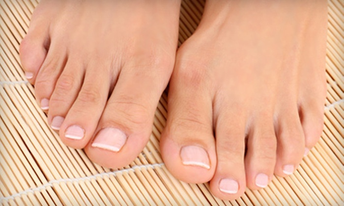 Haro Podiatry Center - Multiple Locations: Toenail-Fungus Removal on Both Feet with Optional KeryFlex Treatment at Haro Podiatry Center (68% Off). Two Locations Available.