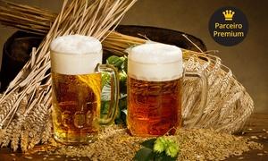 Pier 1327: Píer 1327 – Vila Mariana: curso de mestre cervejeiro caseiro tradicional full ou plus(opção de curso Off-Flavours)