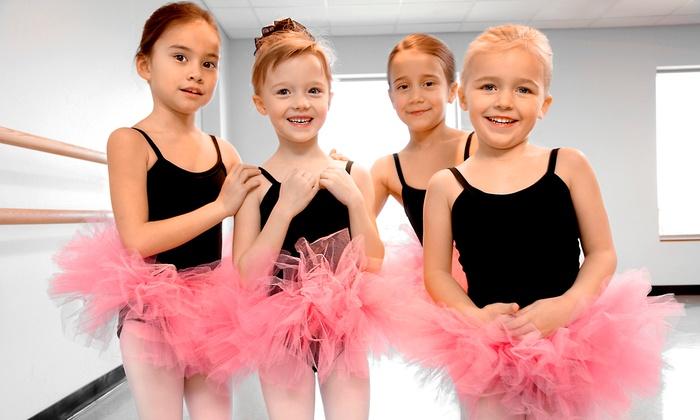 M&M Gymnastics & Dance - New Berlin: $75 for a Nine-Week Girls' Dance Class at M&M Gymnastics & Dance ($151 Value)