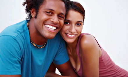 $129 for One Zoom! Teeth-Whitening Treatment at Pearl Dental Group ($450 Value)