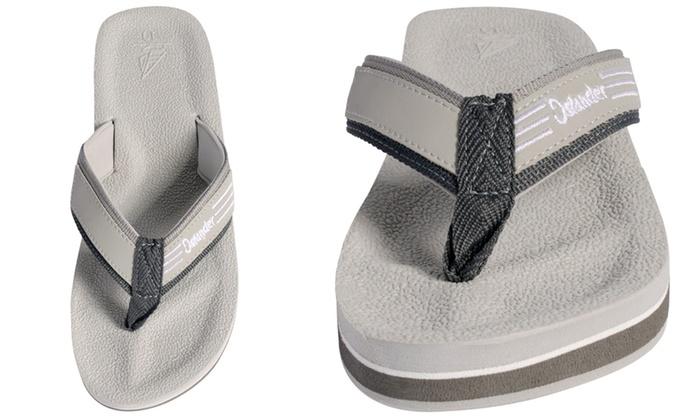 4b6bddd55803 Islander All-Weather Comfortable Flip-Flop Sandals for Men and Women