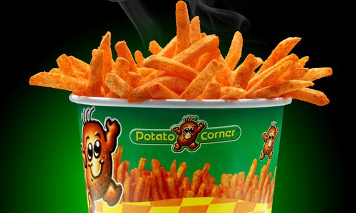 Potato Corner - The Parks At Arlington: Flavored French Fries at Potato Corner (Up to 40% Off). Two Options Available.