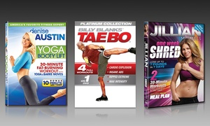 Fitness DVDs from World-Famous Personal Trainers
