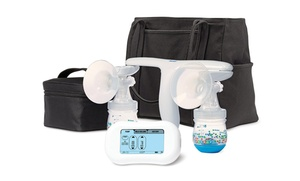 The First Years Breastflow Memory Pump Set