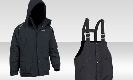 groupon daily deal - Ice-Fishing Parka or Bib. Multiple Options Available.