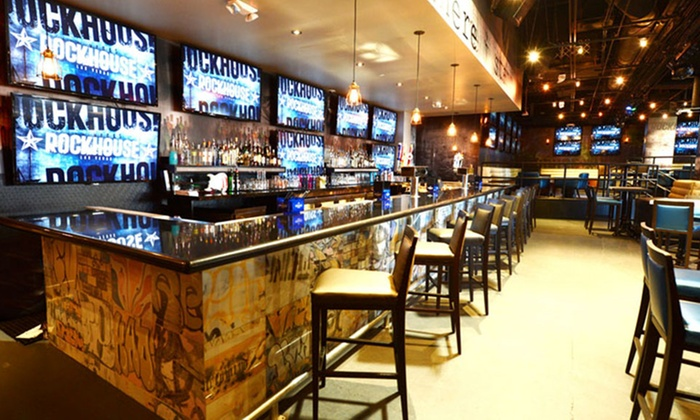 Rockhouse Las Vegas - The Strip: $31 for an All-Day Open-Bar Wristband at Rockhouse ($50 Value)