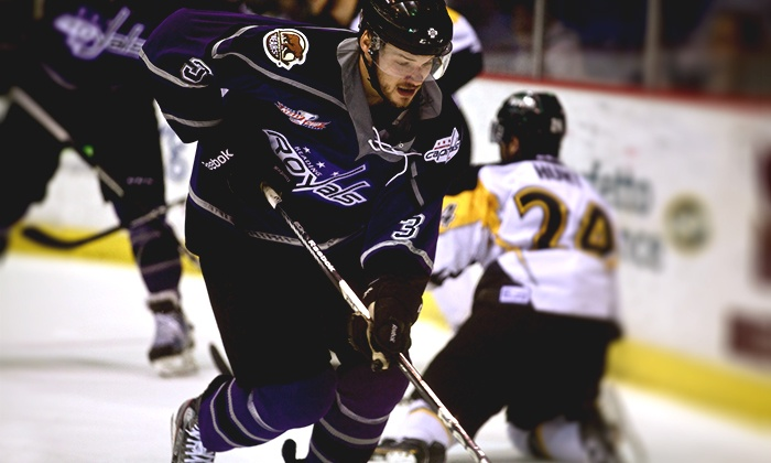 Reading Royals - The Santander Arena: Reading Royals ECHL Hockey Game against the Elmira Jackals on Saturday, December 19, at 7 p.m.