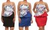 Plus Size Peplum Dress: Plus Size Peplum Dress