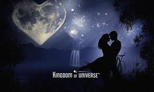 Kingdom of Universe: Zakup gwiazdy z dokumentami potwierdzającymi nabycie praw własności za 49 zł z Kingdom of Universe