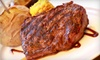 Boulevard Beef & Ale - Town Of New Port Richey: New American Meal with Drinks for Two or Four at Boulevard Beef & Ale in New Port Richey (Up to 51% Off)