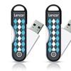 2-Pack of Lexar JumpDrive TwistTurn 32GB USB Flash Drives