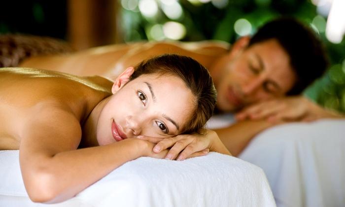 Salon Mode & Daydreams Spa - Oshkosh, WI: Blue Bliss Therapeutic Massage, Elemental Nature Facial, or Both at Salon Mode & Daydreams Spa (Up to 50% Off)