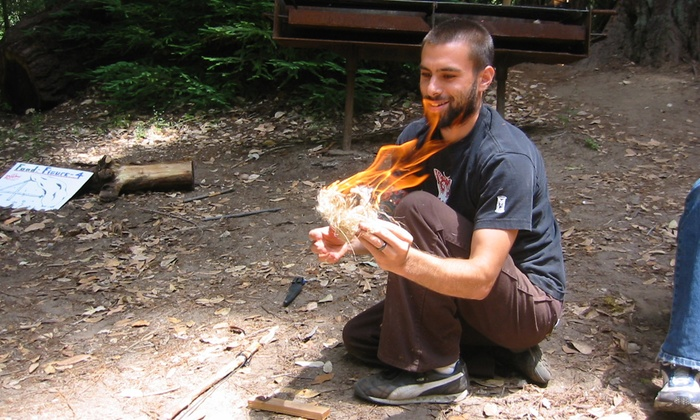Adventure Out - Multiple Locations: $60 for a Survival-Training Clinic with Adventure Out ($125 Value)
