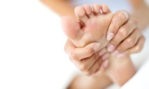 Dr. Charles Musich: Podiatric Consultation with Option of One or Three Foot Treatments from Dr. Charles Musich (Up to 68% Off)