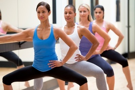 Watts Of Yoga: Five Barre Classes at Watts of Yoga and Wellness (58% Off)