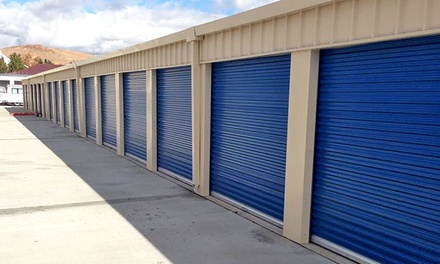 One Month of Storage in a 5'x5' or 10'x15' Unit at Pyramid Self Storage (Up to 52% Off)