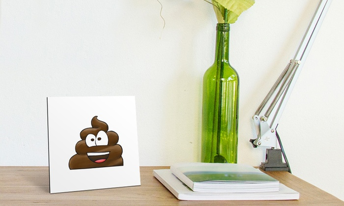 emoji canvas prints from canvas on demand groupon