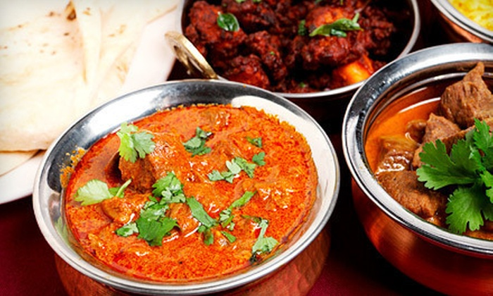 Emperor of India - Edenvale,South San Jose: Indian Meal with Appetizers, Entrees, and Dessert for Two or Four at Emperor of India (Up to 60% Off)