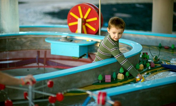 McKenna Children's Museum - New Braunfels: $15 for a Visit for Four to McKenna Children's Museum in New Braunfels (Up to $30 Value)