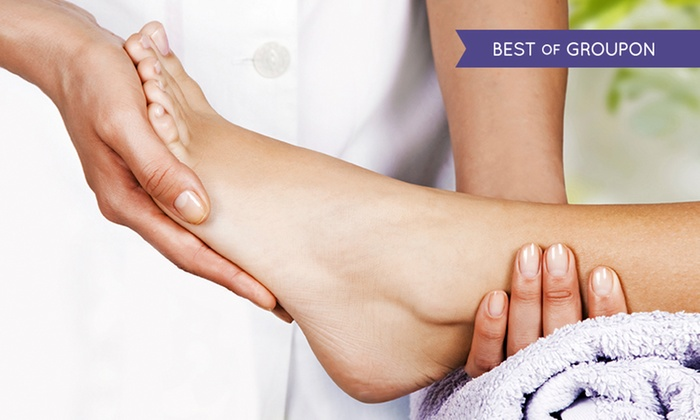 Foot Palace - Multiple Locations: One or Three 70-Minute Reflexology Treatments at Foot Palace (Up to 53% Off)