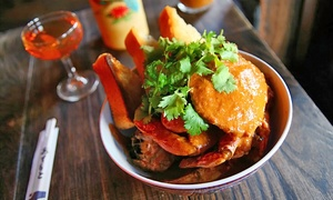 Fatty Crab: Malaysian Fusion Cuisine or Brunch at Fatty Crab (Up to 62% Off). Five Options Available.