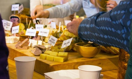 Charcuterie and Cheese Tasting for Two or Four at Savenor's Butcher and Market (Up to 53% Off)