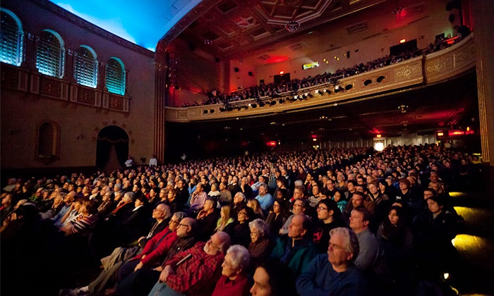 Ann Arbor Film Festival - Michigan Theater - Main Auditorium: Ann Arbor Film Festival at Michigan Theater on March 24–29 (Up to 52% Off)