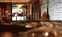 Iftar Buffet with Drinks for Up to Eight at The Icon Restaurant, Danat Capital Hotel (Up to 49% Off)