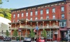 Stay at The Inn at Jim Thorpe and 55 in Jim Thorpe, PA