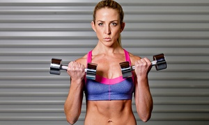Ashley Lane Fitness: One, Two, or Three 60-minute Personal Training Sessions from Ashley Lane Fitness (Up to 64% Off)