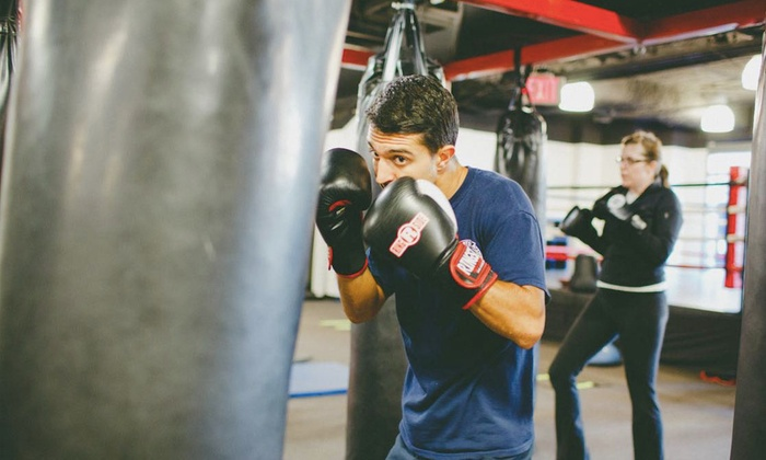 Urban Boxing DC - Foggy Bottom - GWU - West End: Up to 69% Off 2 or 4 Weeks of Classes at Urban Boxing DC