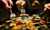 Gourmet/BBQ-pakket voor 4-20 pers