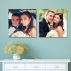 Custom Square Metal Photo Prints from Picture It On Canvas