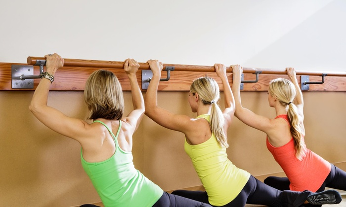 The Dailey Method--Denver - Denver: Four Drop-In Classes or One Month of Unlimited Classes at The Dailey Method--Denver (Up to 45% Off)