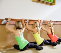 The Dailey Method--Denver: Four Drop-In Classes or One Month of Unlimited Classes at The Dailey Method--Denver (Up to 45% Off)