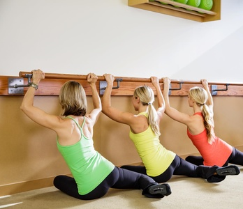 Four Drop-In Classes or One Month of Unlimited Classes at The Dailey Method--Denver (Up to 48% Off)