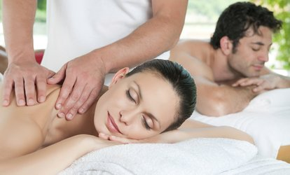 image for $89 for 45-Minute Couples <strong>Massage</strong> at Yuzu Spa