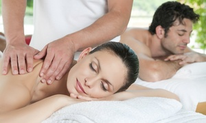 B Indulged AVEDA Spa at B Resort & Spa at Lake Buena: Spa Services at B Indulged AVEDA Spa at B Resort & Spa at Lake Buena (Up to 57% Off). Three Options Available.