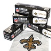 New Orleans Saints 1-Quart Food Storage Bags 4-Pack (80 Count)