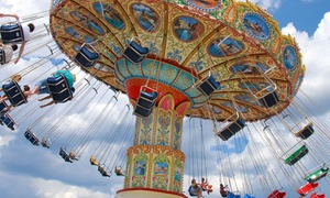 $89 For Admission And Rides For Two At Casino Pier & Breakwater Beach ($166 Value)