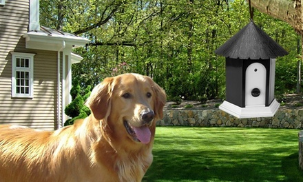 From $25 for an Ultrasonic Outdoor Bark Control Device