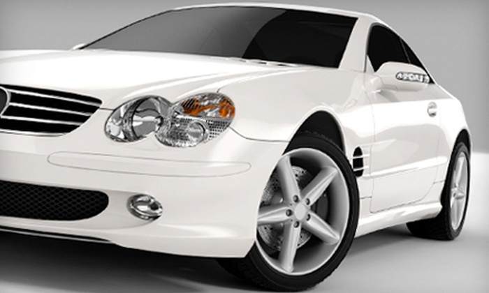 European Motorcars - Urbandale: Silver, Gold, or Interior or Exterior Auto Detail at European Motorcars in Urbandale