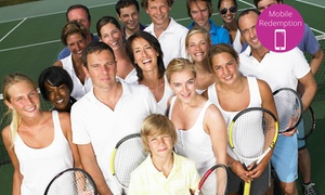 Tennis Programs Victoria: From $55 for 10 Group Tennis Lessons at Tennis Programs Victoria, Four Locations (From $110 Value)