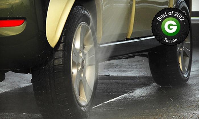 Groupon Tucson Car Wash