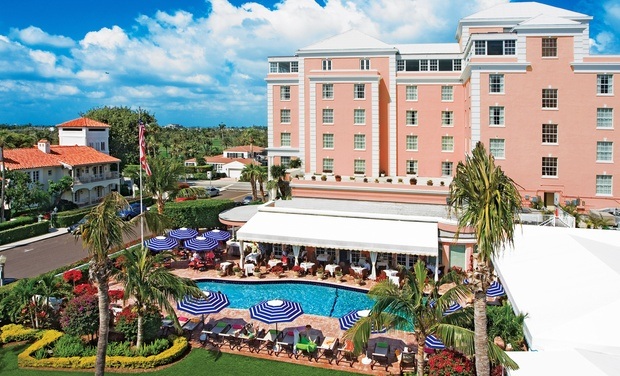 The Colony Palm Beach - Palm Beach, FL: Stay for Two or Four at The Colony Palm Beach in Palm Beach, FL, with Dates into October